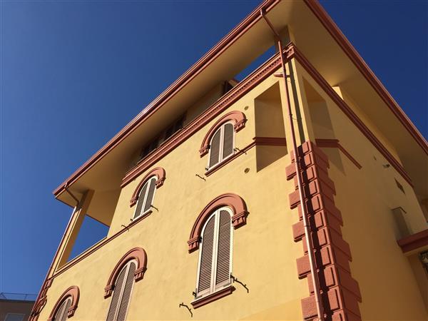 Nuova costruzione di un palazzotto in Via Bologna a Cagliari