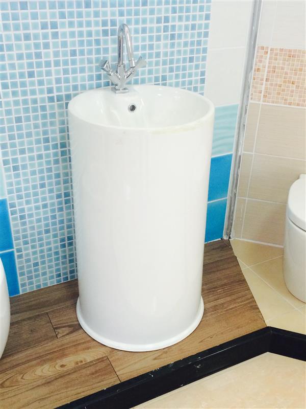 lavabo cilindrico design