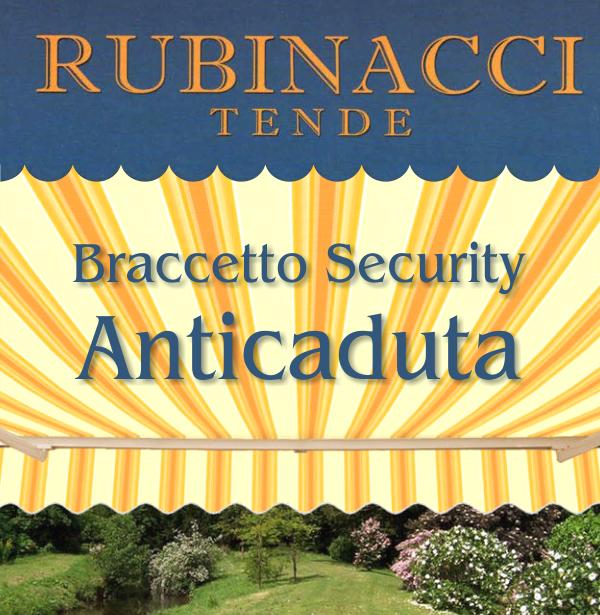 rubinacci tende pensa alla tua sicurezza con lesclusivo braccetto security scopri