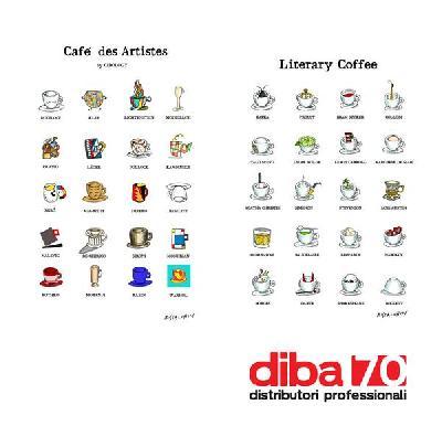 il caff 232 di picasso e altri artisti secondo biscalchin diba 70 distributori professionali rassegna stampa