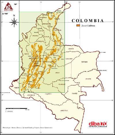 caff 232 brusco ribasso per il raccolto colombiano diba 70 distributori professionali rassegna stampa