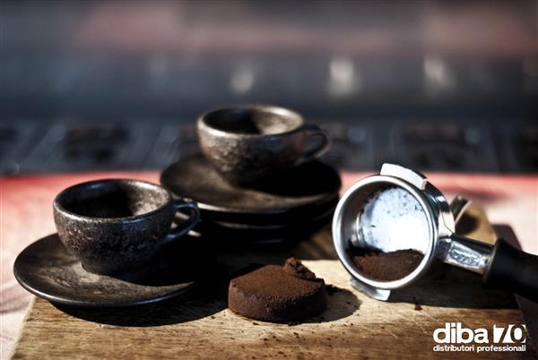 Kaffeeform: Dal Fondo di Caffè alla Tazzina, Recuperando e Riciclando con Design - Diba 70 distributori professionali, rassegna stampa
