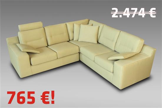 Outlet online di Dondi Salotti - Divano Eagle Gold a Ferrara ...