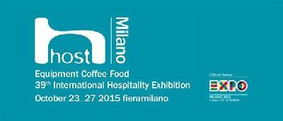 diba 70 hotellerie restaurant caf 233 apre domani la 39 176 edizione di host la manifestazione leader mondiale nellequipment coffee and food