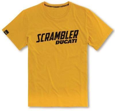 t shirt milestone scrambler ducati