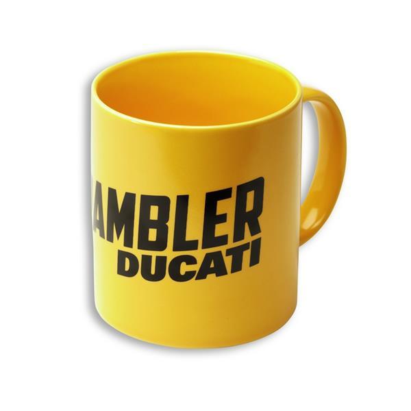 Tazza Milestone Mug Scrambler Ducati