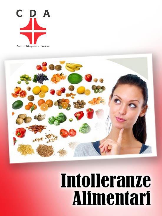 Scopri le tue intolleranze alimentari con il nostro test