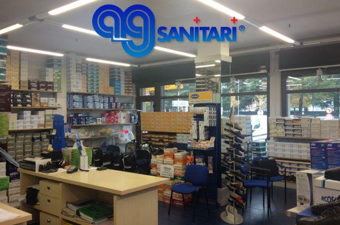 SANITARI AG. SANITARI Montebelluna foto 1