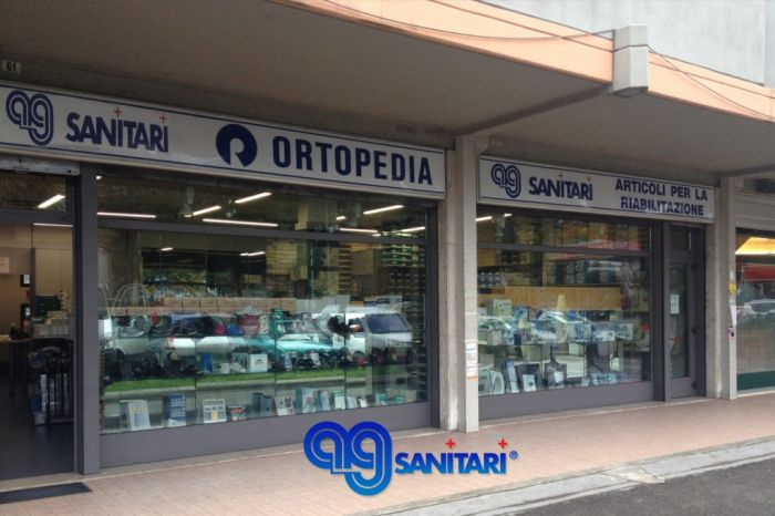 SANITARI AG. SANITARI Montebelluna foto 7