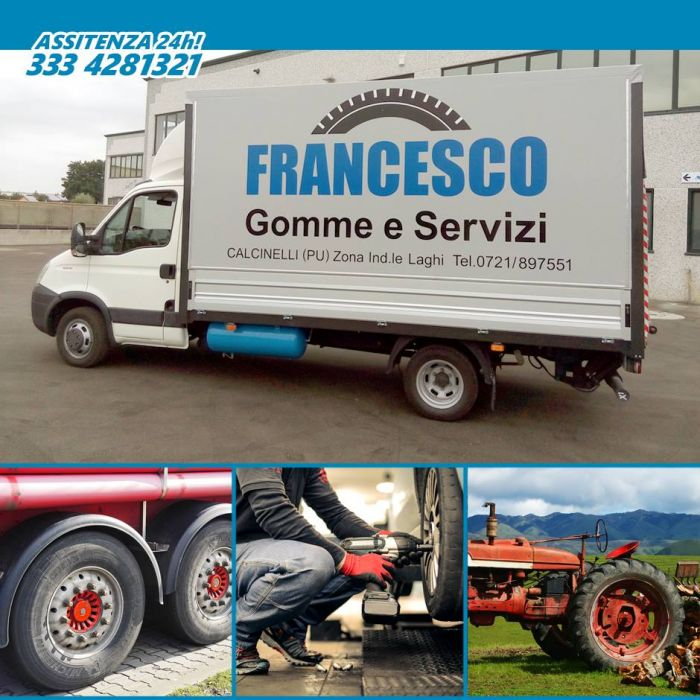 FRANCESCO GOMME E SERVIZI Saltara foto 6