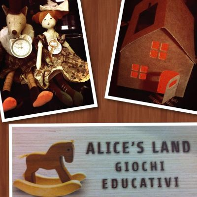 ALICE'S LAND GIOCHI EDUCATIVI