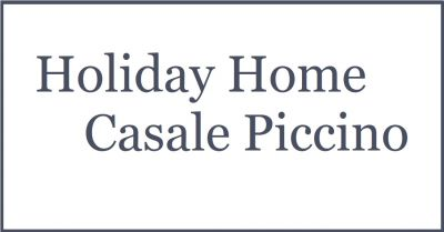 Holiday Home Casale Piccino