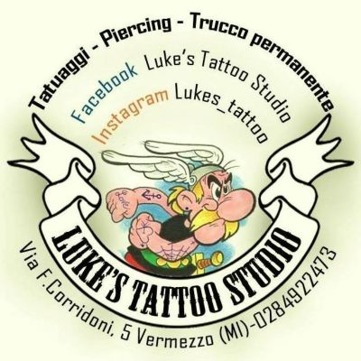 LUKE'S TATTOO STUDIO