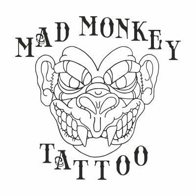 MAD MONKEY TATTOO