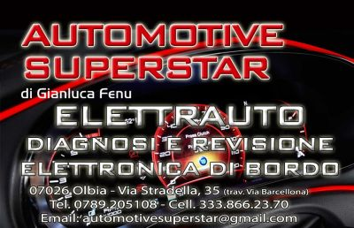 AUTOMOTIVE SUPERSTAR DI FENU GIANLUCA